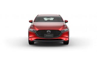 2021 Mazda 3 BP G25 Astina Hatchback Image 4