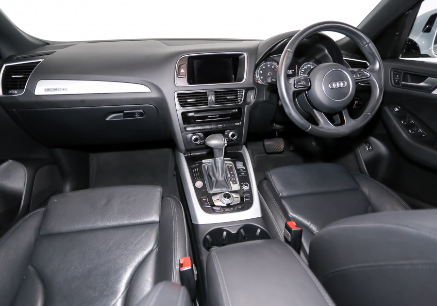 2015 Audi Q5 Audi Q5 2.0 Tfsi Quattro Auto 2.0 Tfsi Quattro Suv