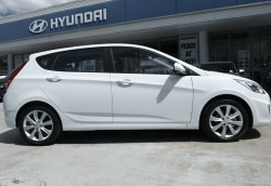 2018 MYch Hyundai Accent RB6 Sport Hatch Hatchback