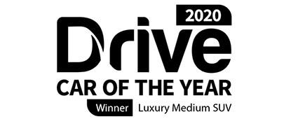 2020 Drive Car of the Year: Winner - Luxury Medium SUV Image