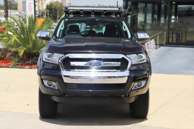 2016 Ford Ranger PX MkII XLT Utility Image 3