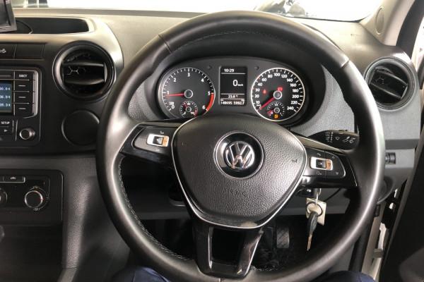 2015 Volkswagen Amarok 2H TDI400 Utility