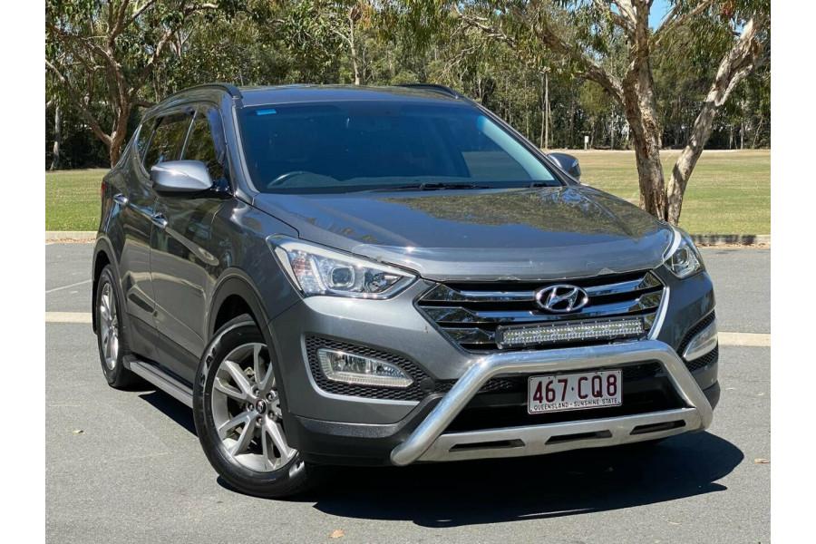 2013 Hyundai Santa Fe DM MY13 Elite Suv
