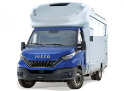 New IVECO Daily Motorhome