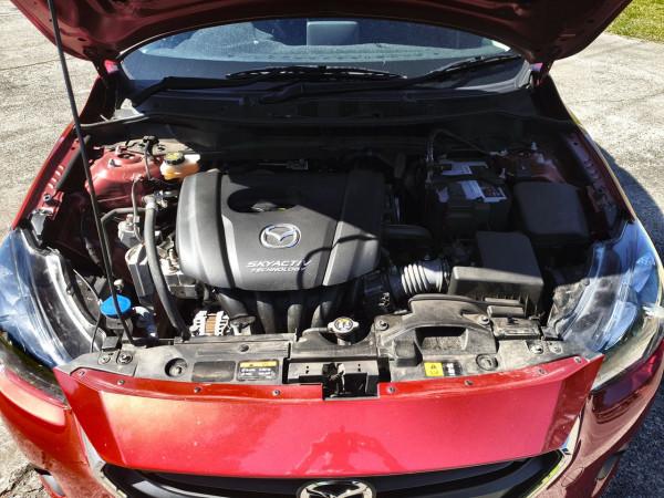 2015 Mazda 2 DL2SAA Maxx Sedan