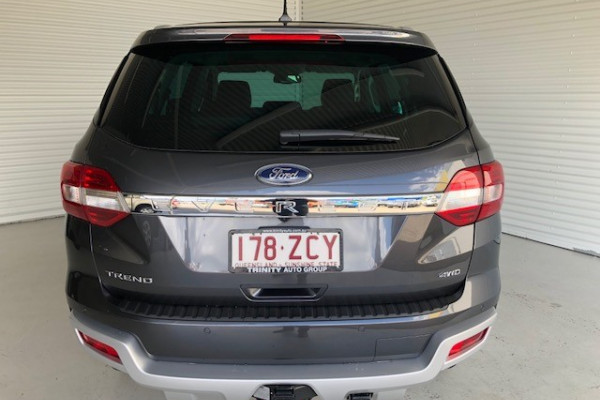 2019 MY19.75 Ford Everest TREND SUV 3.2L T Ute Image 3