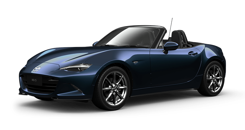 Mazda MX5<br>Roadster GT <br>PERSONAL | BUSINESS