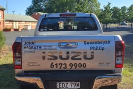 2019 Isuzu UTE D-MAX LS-U Crew Cab Ute 4x4 Utility Mobile Image 4