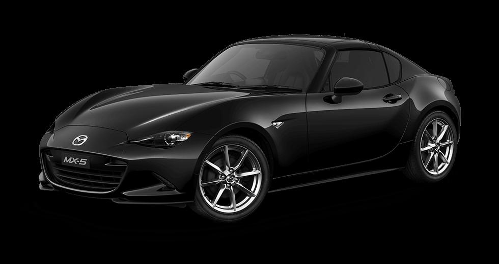 2018 PLATE MAZDA MX-5 RF GT | 2.0 LITRE AUTO