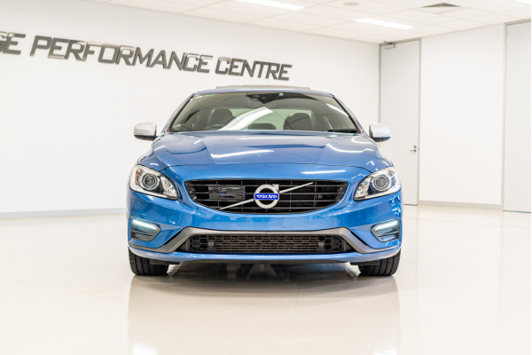 2016 MY17 Volvo S60 F Series T6 R-Design Sedan Image 2