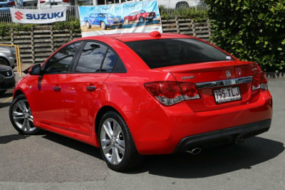 2013 MY14 Holden Cruze JH Series II MY14 SRi-V Sedan Image 2