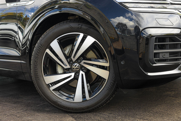 2020 MY21 Volkswagen Touareg CR 210TDI R-Line Suv Image 4