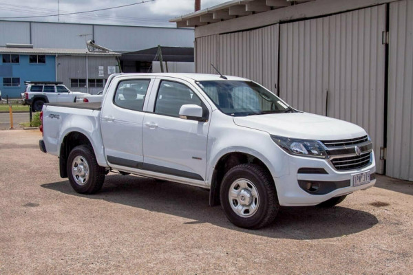 2019 Holden Colorado RG MY19 LS Pickup Crew Cab Utility Image 5