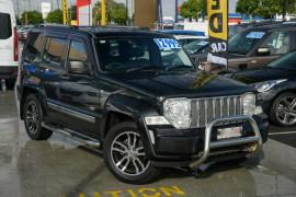 Jeep Cherokee Limited 70th Anniversary KK MY11