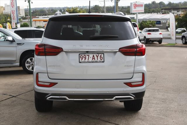 2021 SsangYong Rexton Y450 MY21 Ultimate Suv
