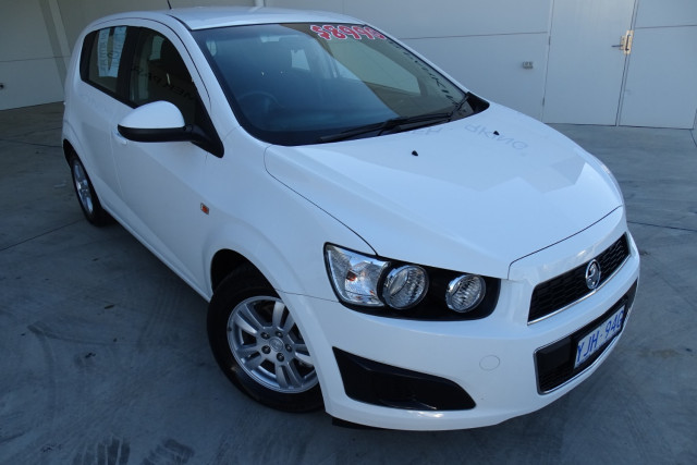 2012 Holden Barina CD Hatch