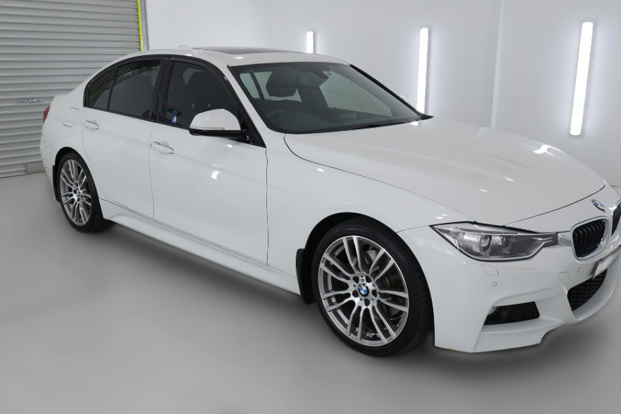 2013 BMW 3 Series F34 MY0613 328i Hatchback