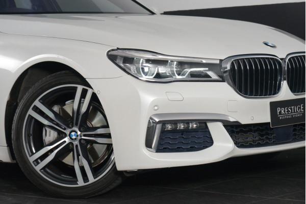 2018 BMW 7 Bmw 7 40li M Sport Auto 40li M Sport Sedan Image 2