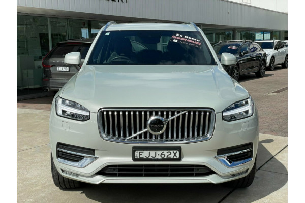 2020 Volvo XC90 256 MY20 T6 Inscription (AWD) Suv Image 2