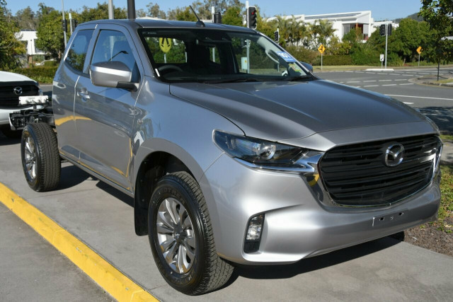 2020 MY21 Mazda BT-50 TF XT 4x4 Freestyle Cab Chassis Cab chassis