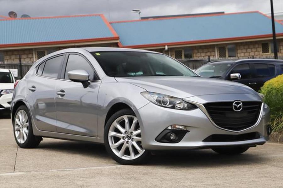 2015 Mazda 3 BM Series SP25 Hatchback image 1