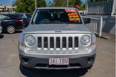 2013 Jeep Patriot MK MY13 Sport Wagon Image 2