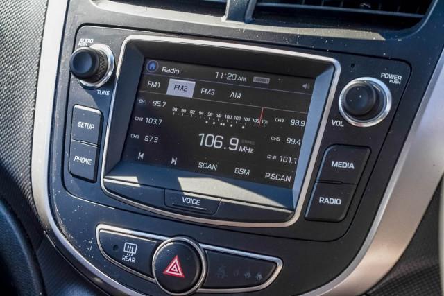 2018 Hyundai Accent RB6 MY18 Sport Sedan Image 12