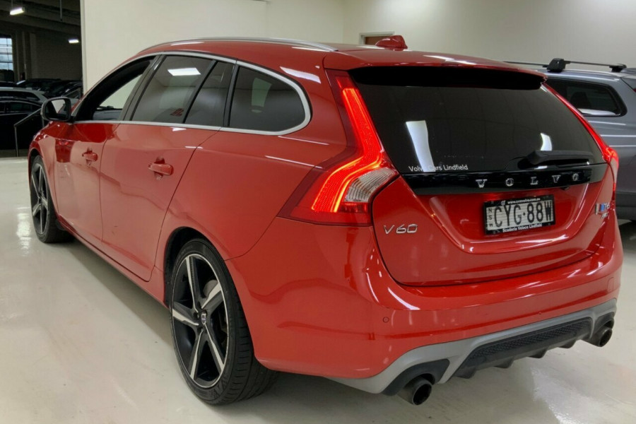 2014 Volvo V60 (No Series) T6 R-Design Wagon Mobile Image 6