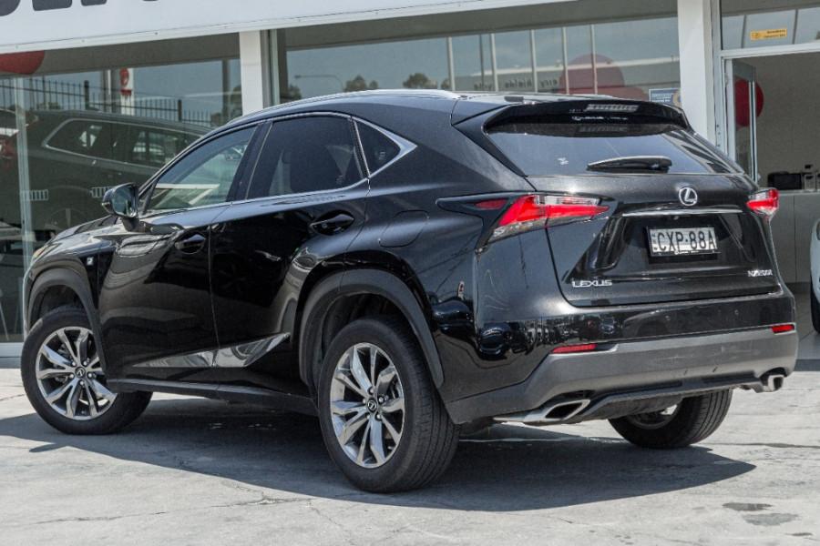 2015 Lexus Nx Sport
