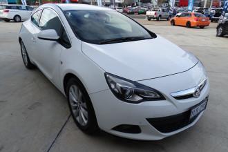 Holden Astra GTC Sport PJ