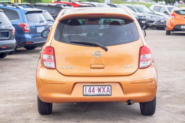 2012 Nissan Micra K13 Upgrade ST-L Hatchback Image 4