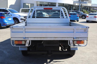 2006 Holden Rodeo RA MY06 LX Cab chassis Image 4