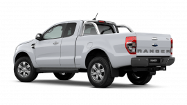 2020 MY21.25 Ford Ranger PX MkIII XLT Super Cab Utility image 6
