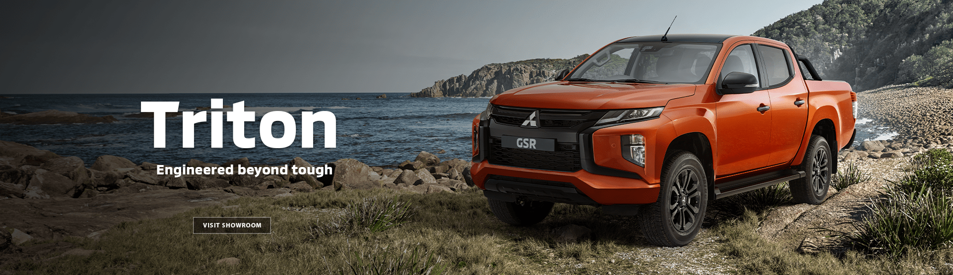 Mitsubishi Triton - Engineered beyond tough