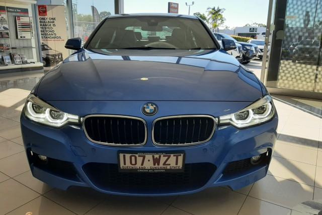 2016 BMW 3 Series F30 LCI 320d M Sport Sedan Image 2