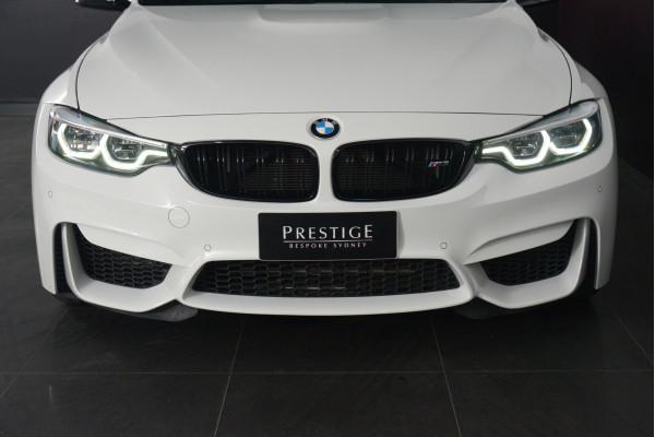 2018 BMW M3 Bmw M3 Competition Auto Competition Sedan Image 3