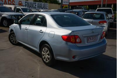 2008 Toyota Corolla ZRE152R Ascent Hatchback Image 4