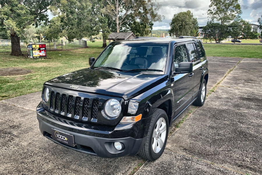 2013 MY14 Jeep Patriot MK MY14 Limited Wagon Image 1