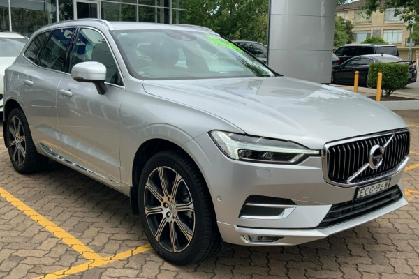 2018 MY19 Volvo XC60 246 MY19 T5 Inscription (AWD) Suv Image 3