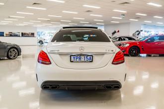 2016 MY07 Mercedes-Benz C-class W205  C63 AMG S Sedan Image 5