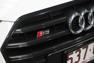 2017 Audi S3 8V MY17 Hatchback Image 4