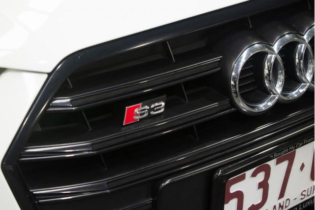 2017 Audi S3 8V MY17 Hatchback