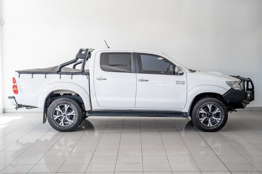 2014 Toyota HiLux Black Limited Edition