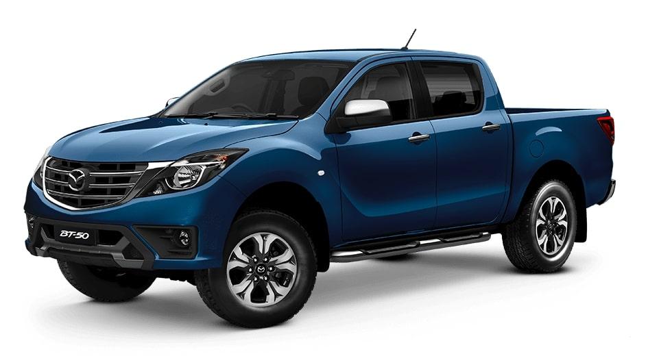 2020 Mazda BT-50 UR 4x4 3.2L Dual Cab Pickup XTR Utility