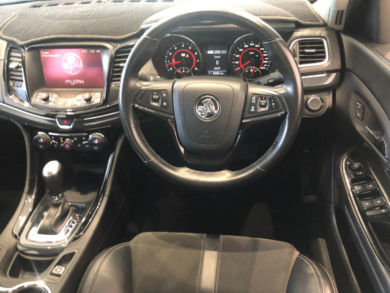 2016 Holden Commodore VF II SV6 Sedan Image 6