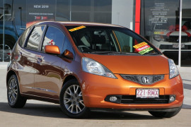 Honda Jazz GLI Limited Edition GE MY10