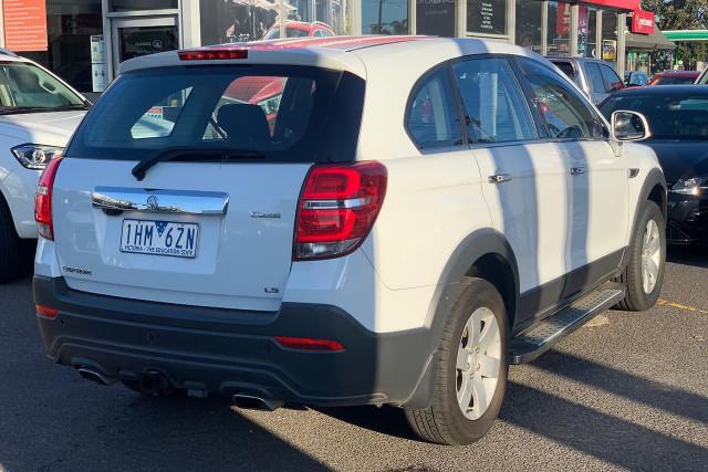 2016 Holden Captiva LS