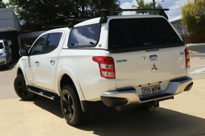 2016 Mitsubishi Triton MQ MY16 GLS Double Cab Utility Image 2