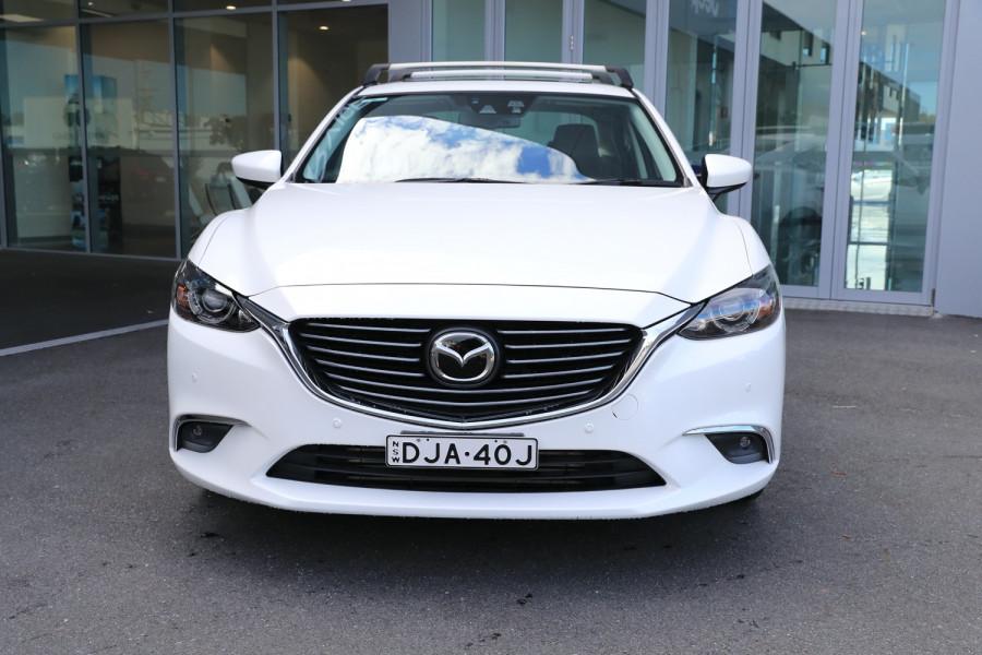 2016 Mazda 6 GJ1022 Atenza Sedan