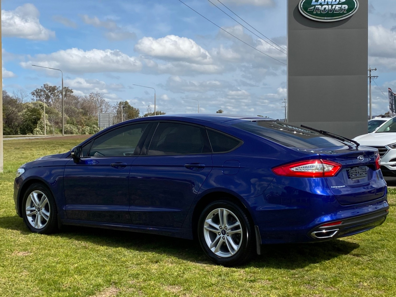 2017 Ford Mondeo MD 2017.00MY AMBIENTE Hatchback Image 20